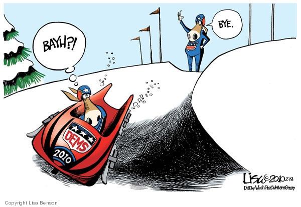 Cartoonist Lisa Benson  Lisa Benson's Editorial Cartoons 2010-02-18 senator