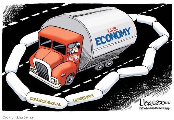 Lisa Benson  Lisa Benson's Editorial Cartoons 2010-06-16 boom