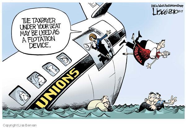 Lisa Benson  Lisa Benson's Editorial Cartoons 2010-08-17 tax