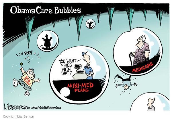 Lisa Benson  Lisa Benson's Editorial Cartoons 2010-10-01 health care reform
