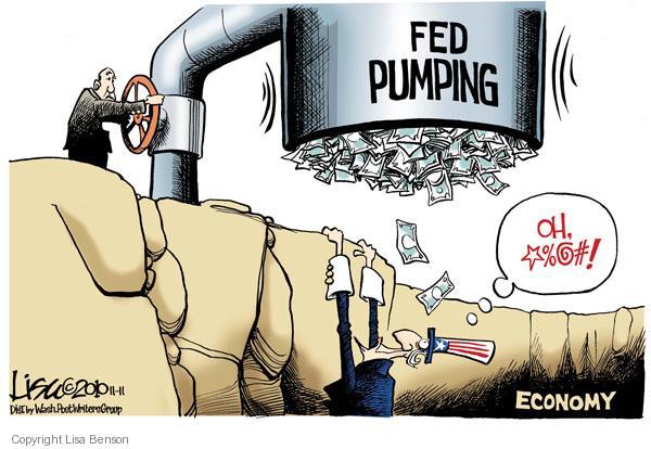 Lisa Benson  Lisa Benson's Editorial Cartoons 2010-11-11 federal