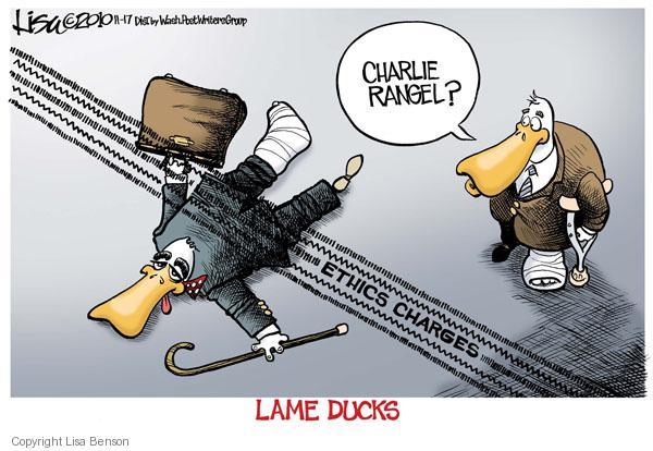 Cartoonist Lisa Benson  Lisa Benson's Editorial Cartoons 2010-11-17 House of Representatives