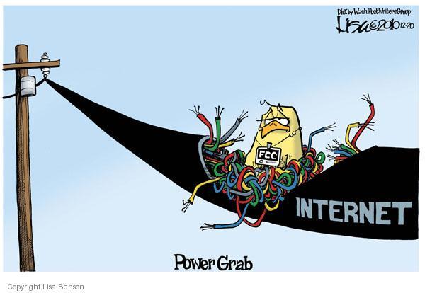 Lisa Benson  Lisa Benson's Editorial Cartoons 2010-12-20 federal