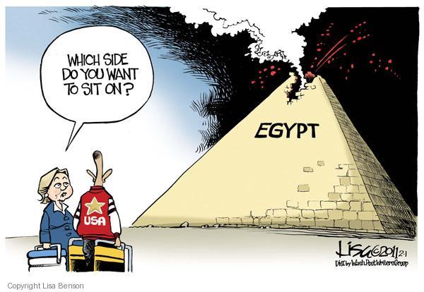 Lisa Benson  Lisa Benson's Editorial Cartoons 2011-02-01 pyramid
