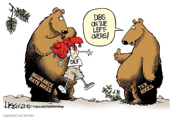 Lisa Benson  Lisa Benson's Editorial Cartoons 2011-02-04 tax