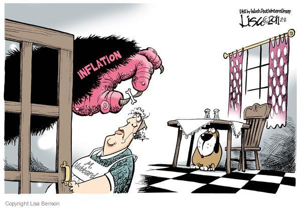 Cartoonist Lisa Benson  Lisa Benson's Editorial Cartoons 2011-02-11 hold