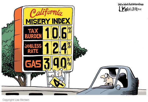 Lisa Benson  Lisa Benson's Editorial Cartoons 2011-03-12 tax