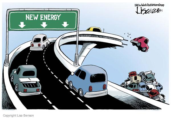 Lisa Benson  Lisa Benson's Editorial Cartoons 2011-04-01 infrastructure