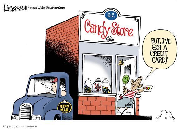 Lisa Benson  Lisa Benson's Editorial Cartoons 2011-04-15 federal