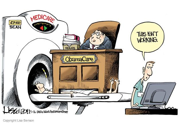 Lisa Benson  Lisa Benson's Editorial Cartoons 2011-05-16 health care reform