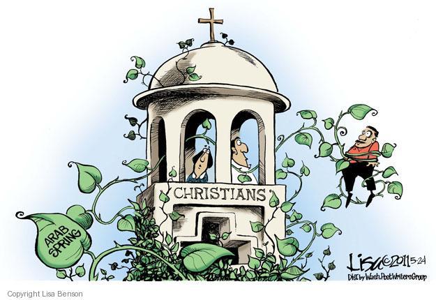 Lisa Benson  Lisa Benson's Editorial Cartoons 2011-05-24 Middle East