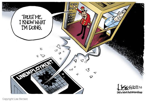 Cartoonist Lisa Benson  Lisa Benson's Editorial Cartoons 2011-07-08 management