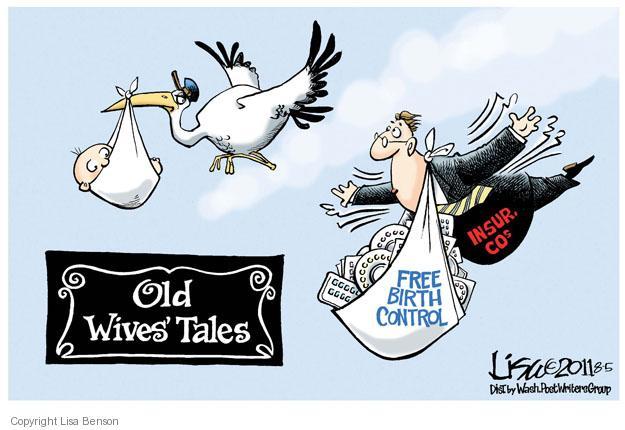 Lisa Benson  Lisa Benson's Editorial Cartoons 2011-08-05 health care reform