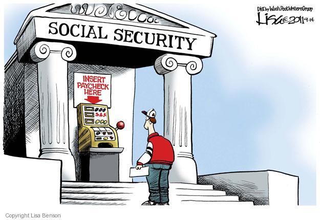 Cartoonist Lisa Benson  Lisa Benson's Editorial Cartoons 2011-09-14 security