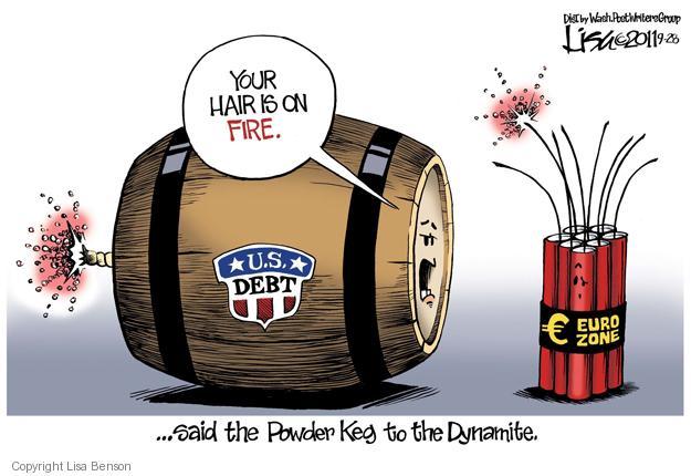 Lisa Benson  Lisa Benson's Editorial Cartoons 2011-09-28 dynamite