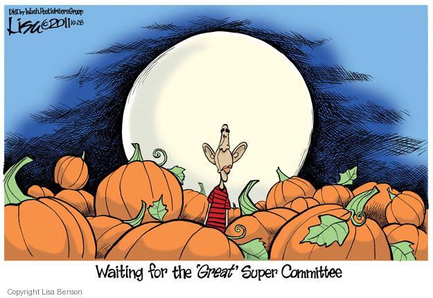 Lisa Benson  Lisa Benson's Editorial Cartoons 2011-10-27 federal budget