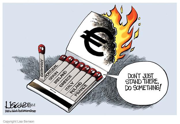 Cartoonist Lisa Benson  Lisa Benson's Editorial Cartoons 2011-12-02 european