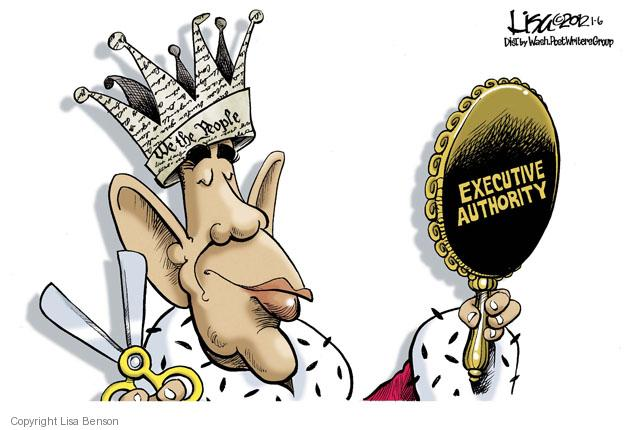 Lisa Benson  Lisa Benson's Editorial Cartoons 2012-01-06 Constitution