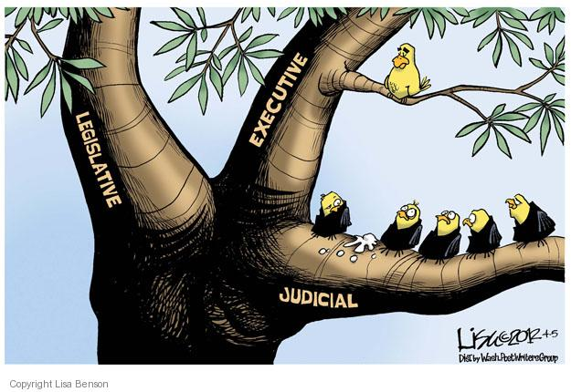 Cartoonist Lisa Benson  Lisa Benson's Editorial Cartoons 2012-04-05 justice system