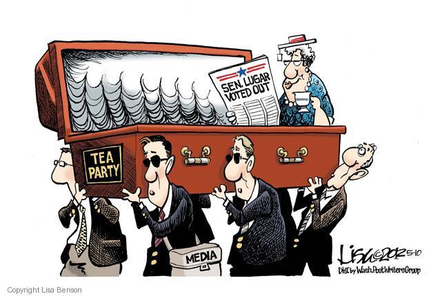 Cartoonist Lisa Benson  Lisa Benson's Editorial Cartoons 2012-05-10 senator