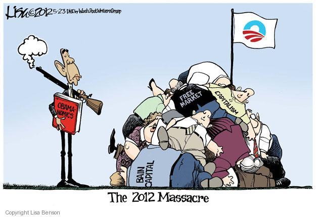 Lisa Benson  Lisa Benson's Editorial Cartoons 2012-05-23 massacre