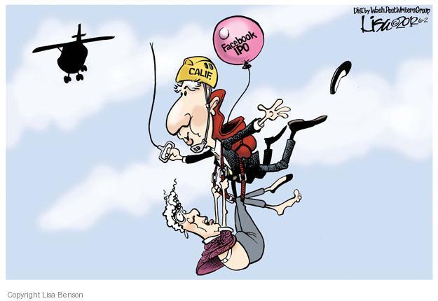 Lisa Benson  Lisa Benson's Editorial Cartoons 2012-06-02 stock market