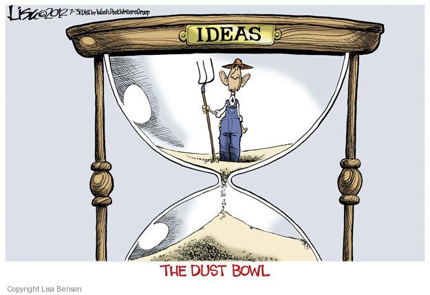 Cartoonist Lisa Benson  Lisa Benson's Editorial Cartoons 2012-07-31 recession