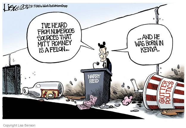 Cartoonist Lisa Benson  Lisa Benson's Editorial Cartoons 2012-08-03 senator