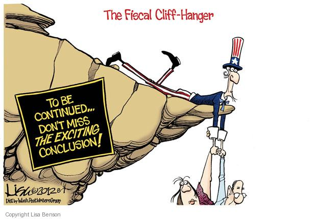 Cartoonist Lisa Benson  Lisa Benson's Editorial Cartoons 2012-08-07 recession