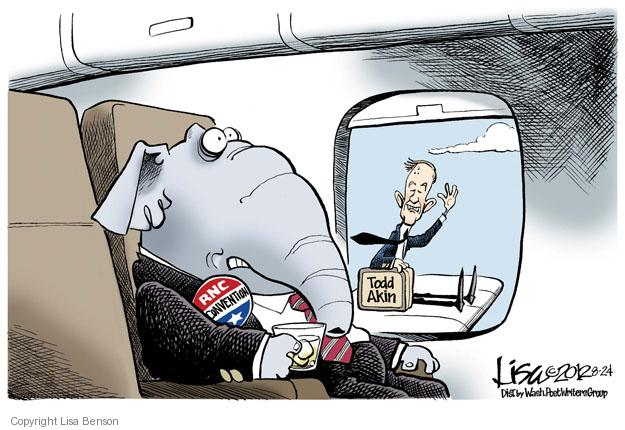 Lisa Benson  Lisa Benson's Editorial Cartoons 2012-08-24 republican politician