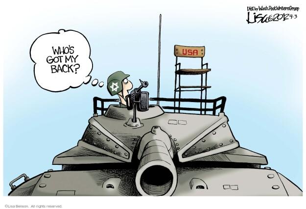 Lisa Benson  Lisa Benson's Editorial Cartoons 2012-09-03 Middle East