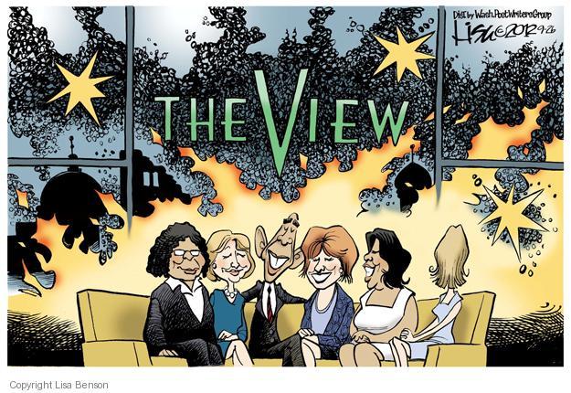 Lisa Benson  Lisa Benson's Editorial Cartoons 2012-09-26 Middle East
