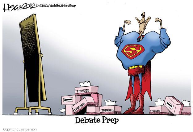 Cartoonist Lisa Benson  Lisa Benson's Editorial Cartoons 2012-10-01 2012 election
