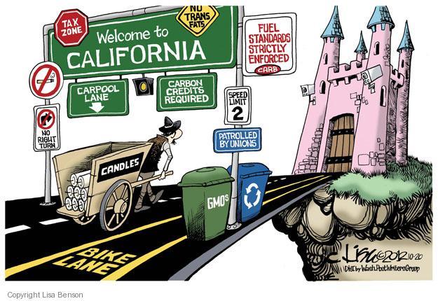 Cartoonist Lisa Benson  Lisa Benson's Editorial Cartoons 2012-10-20 carbon