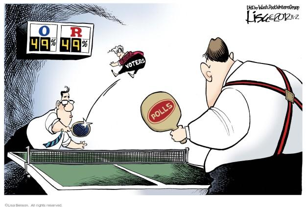 Lisa Benson  Lisa Benson's Editorial Cartoons 2012-11-02 2012 election