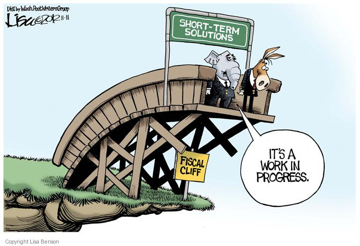 Lisa Benson  Lisa Benson's Editorial Cartoons 2012-11-11 republican politician