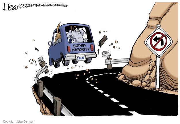 Lisa Benson  Lisa Benson's Editorial Cartoons 2012-11-10 2012 election