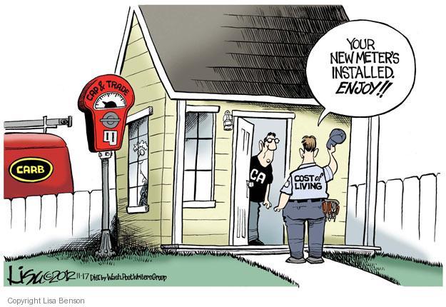 Cartoonist Lisa Benson  Lisa Benson's Editorial Cartoons 2012-11-17 cap