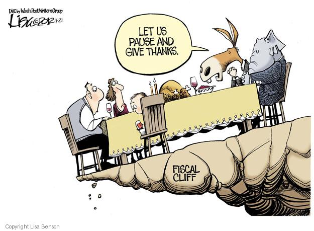 Lisa Benson  Lisa Benson's Editorial Cartoons 2012-11-21 republican politician