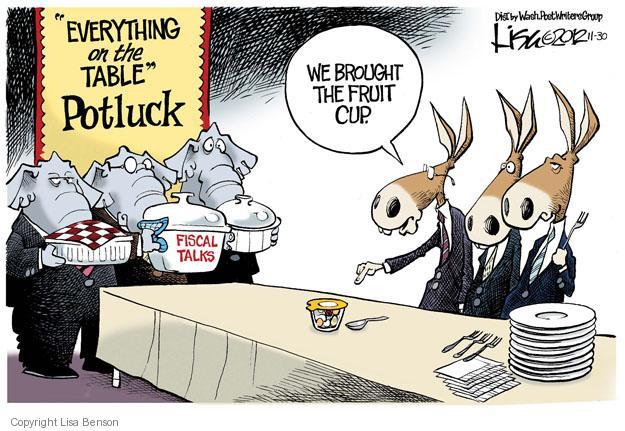 Lisa Benson  Lisa Benson's Editorial Cartoons 2012-11-30 republican politician