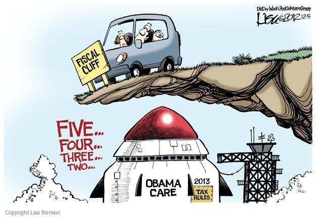 Cartoonist Lisa Benson  Lisa Benson's Editorial Cartoons 2012-12-05 congress health care