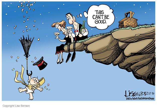 Lisa Benson  Lisa Benson's Editorial Cartoons 2012-12-30 2012