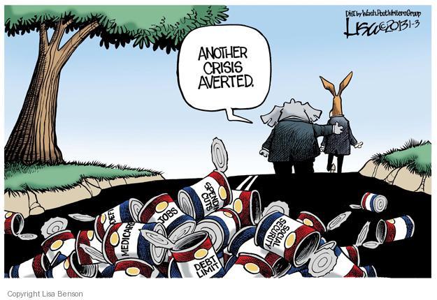 Cartoonist Lisa Benson  Lisa Benson's Editorial Cartoons 2013-01-03 congress health care