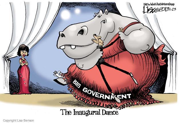 Cartoonist Lisa Benson  Lisa Benson's Editorial Cartoons 2013-01-23 big