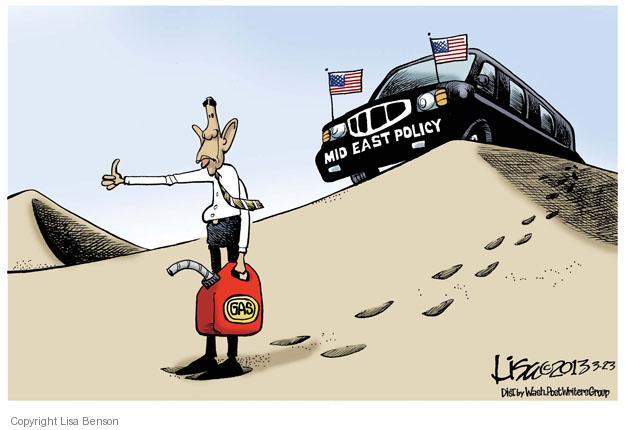 Cartoonist Lisa Benson  Lisa Benson's Editorial Cartoons 2013-03-23 mideast