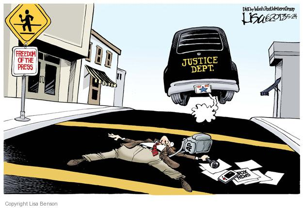 Lisa Benson  Lisa Benson's Editorial Cartoons 2013-05-24 press