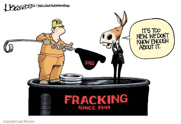 Cartoonist Lisa Benson  Lisa Benson's Editorial Cartoons 2013-06-01 environmental