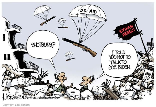 Lisa Benson  Lisa Benson's Editorial Cartoons 2013-06-19 Joe Biden