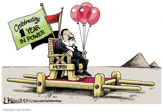 Cartoonist Lisa Benson  Lisa Benson's Editorial Cartoons 2013-07-02 international politics