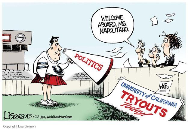 Lisa Benson  Lisa Benson's Editorial Cartoons 2013-07-20 Arizona immigration